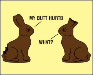 Easter+Bunny+Humour+-+My+butt+hurts